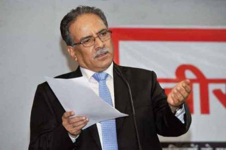 India And China Supporting Nepal's Economic Prosperity: Prachanda