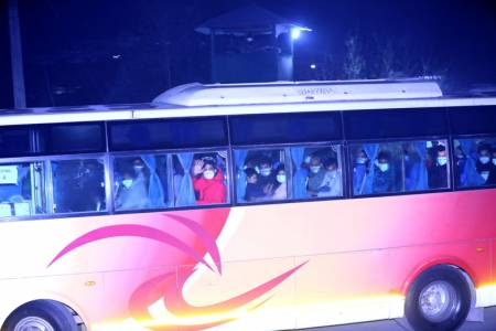 175 Nepalis airlifted from Hubei